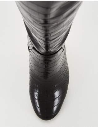 Very Taylor Straight Leg Knee Boots - Black