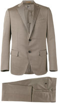 Caruso formal suit - men - Silk/Cotton/Linen/Flax/Cupro - 52
