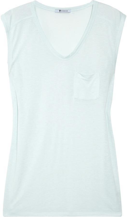 Alexander Wang Muscle jersey T-shirt