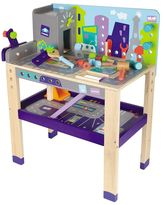 Boikido 2-in-1 Wooden Workbench Build & Drive