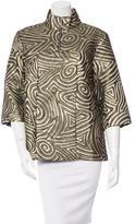 Suno Brocade Long Sleeve Top w/ Tags