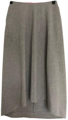 Cos Grey Skirt for Women