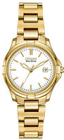 Citizen Drive Goldtone Stainless Steel Watch