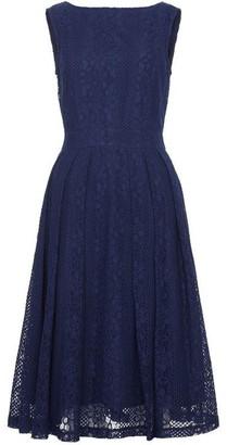 Yumi Curves Lace Midi Dress
