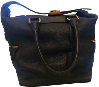 Celine Green Leather Handbags
