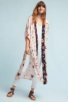 Anthropologie Azalea Robe Kimono