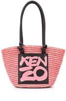 Kenzo Kopakabana open-top tote bag
