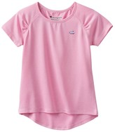Champion Toddler Girl Raglan Athletic Tee
