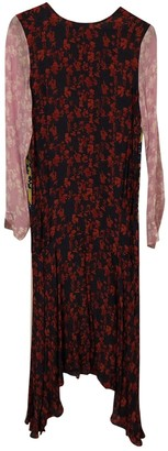 Preen Silk Dress for Women