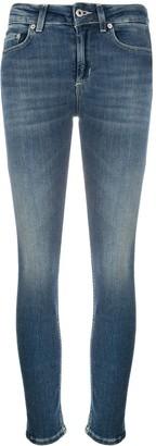 Dondup Monroe mid-rise skinny jeans