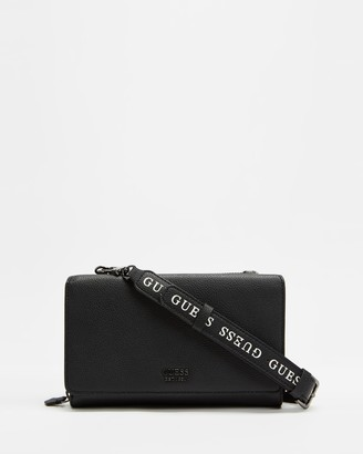 GUESS Cami Double Flap Cross-Body Bag