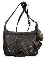 Patricia Nash Laser Lace Collection Camila Hobo Bag