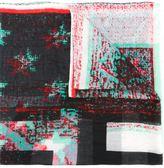 Givenchy Freedom print scarf