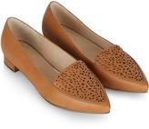 Monsoon Rhianna Lasercut Loafer Shoe