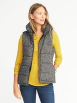 Old Navy Frost-Free Herringbone Vest for Women