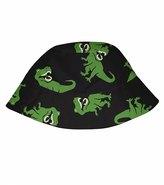 I Play Boys' Black TRex Sun Protection Hat (0mos-4yrs) - 8114074