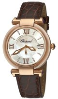 Chopard Women's 384221-5001 Imperiale Mother-Of-Pearl Rose Gold Watch
