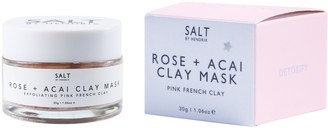 Rubi Salt By Hendrix Rose And Acai Face Mask