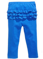 First Impressions Ruffle-Back Leggings, Baby Girls, Created for Macy's