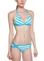 Ella Moss Blue Cabana Stripe Retro Bottom