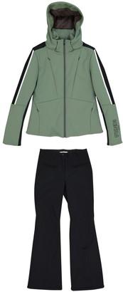 Fendi Khaki Coat for Women