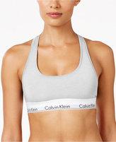 Calvin Klein Modern Cotton Logo Bralette F3785
