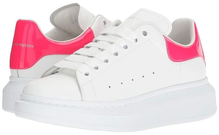 Alexander McQueen Oversized Sneaker Women's Shoes