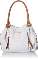 Calvin Klein Key Item Hudson Monogram Shopper