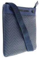 Versace Ee1yobb54 E240 Black/blue Mens Messenger Bag.