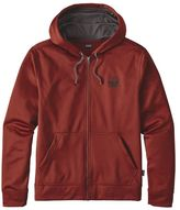 Patagonia Men's Framed Fitz Roy PolyCycleTM Full-Zip Hoody