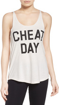Junk Food Clothing Cheat Day Lounge Tank