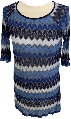 MC2 Saint Barth Blue Dress for Women