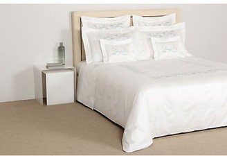 Frette Tracery Embroidery Duvet