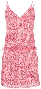 Ikks BQ30365-36 women's Dress in Pink