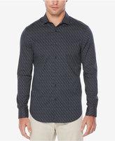 Perry Ellis Men's Big & Tall Geometric Print Shirt