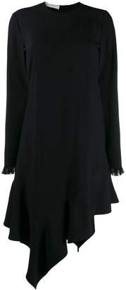 Philosophy di Lorenzo Serafini Asymmetric Hem Midi Dress