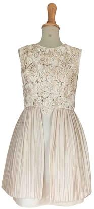 3.1 Phillip Lim Beige Lace Dress for Women
