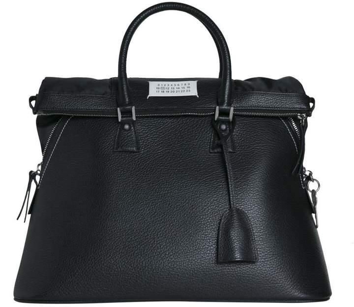 Maison Margiela 5ac Large Leather Bag