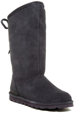 BearPaw Phylly Tall Genuine Sheep Fur Lined Boot