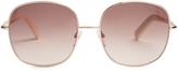 Tom Ford Georgina metal sunglasses