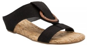 Sugar Women's Stazie Demi-Wedge Sandals Women's Shoes