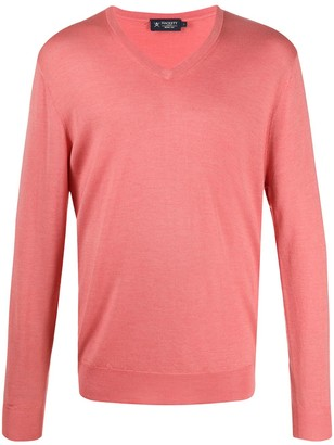 Hackett V-Neck Jumper