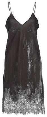 Gold Hawk Short dress