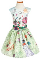 Halabaloo Girl's Candy Princess Dress