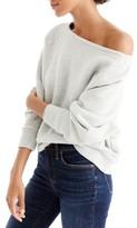 J.Crew Women's Easy Sweatshirt