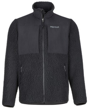 Marmot Mens Wiley Fleece Jacket