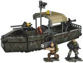 Mega Bloks Call of Duty Riverboat Raid by