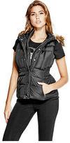 GUESS Women's Meikah Puffer Vest