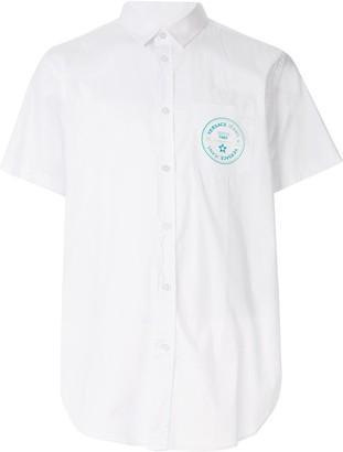 Versace Logo Pocket Shirt
