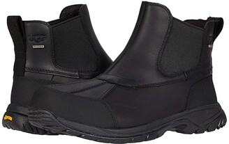 UGG Butte Chelsea (Black) Men's Shoes